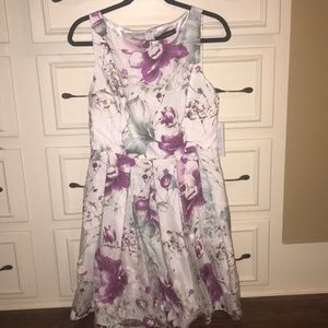 Ivanka Trump Floral Dress